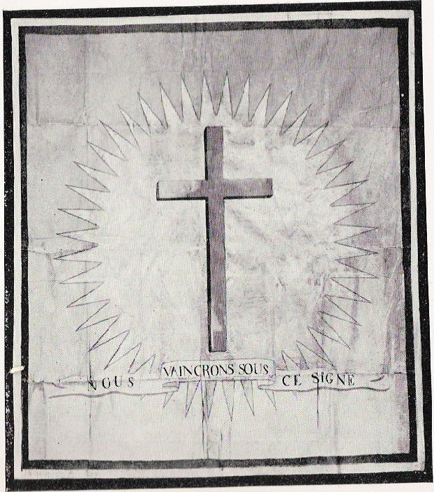 [Reverse of the volunteer flag]