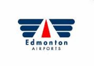 flag of Edmonton airports