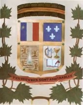 [Saint-Gervais coat of arms]
