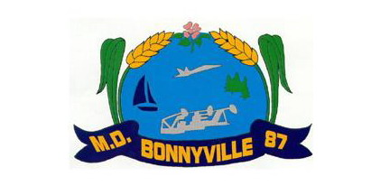 [flag of Bonnyville Municipal District]