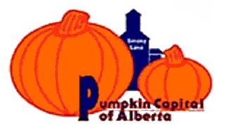 [flag of Great White North Pumpkin Fair and Weigh-Off festival]