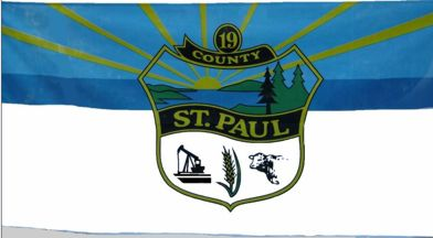 [flag of St. Paul County]