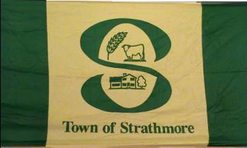 [flag of Strathmore]