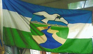 [Peace River Regional District flag]
