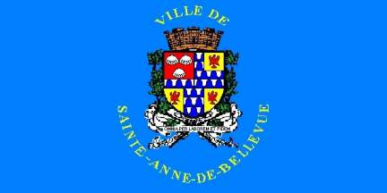 [Sainte-Anne-de-Bellevue flag]