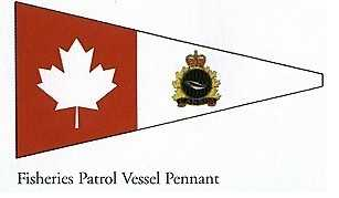 [Fisheries Patrol Vessel Pennant]