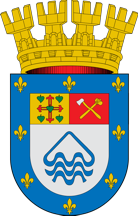 [Pucón municipal coat of arms]