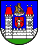 [Nový Bor coat of arms]