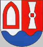 [Košátky coat of arms]
