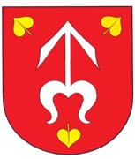 [Hrusice coat of arms]