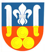 [Sobechleby coat of arms]
