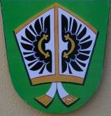 [Rohy coat of arms]
