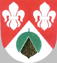 [Velky Orechov coat of arms]
