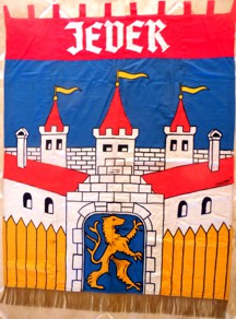 [Jever banner of arms ~1925]
