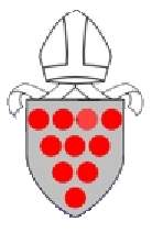 [Shield of Diocese of Worcester]