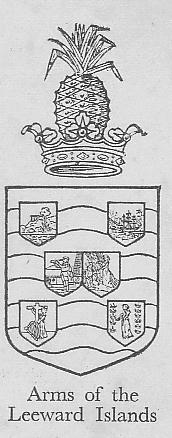[Leeward Islands arms]