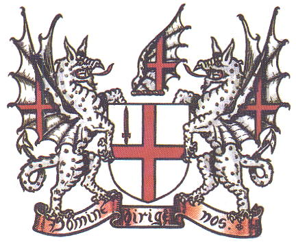 [Coat of arms of London]