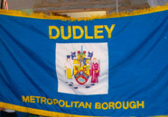 [Flag of Dudley]