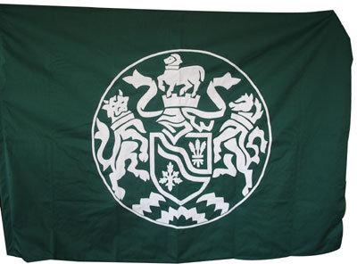 [Flag of Oxfordshire County Council]