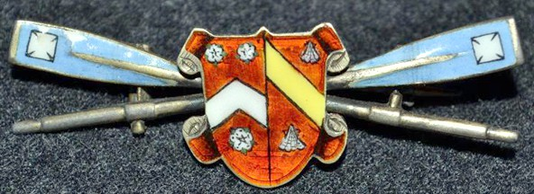 [Pin of Wadham College Boat Club]