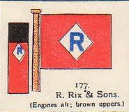 [J.R. Rix & Sons, Ltd. houseflag]