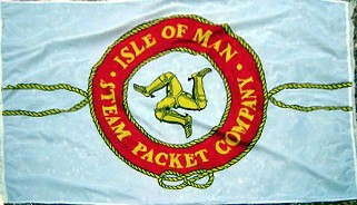[Isle of Man Steam Packet Co. houseflag]