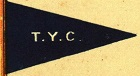 [Royal Temple Yacht Club burgee]