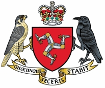 [Isle of Man arms]