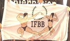 [International Federation of Body Builders Flag]