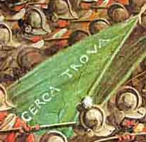 Cerca trova flag italy for Battle of marciano mural