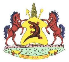 [Lesotho Coat of Arms]