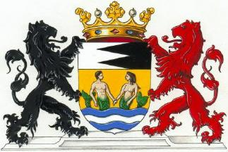 [Schouwen-Duiveland Coat of Arms]