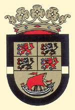 [Tholen Coat of Arms]