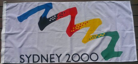 [Sydney 2000 Applicant City Flag]