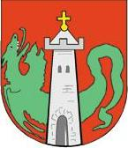 [Zmigród coat of arms]
