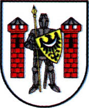 [Sulechów Coat of Arms]