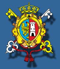 [Wadowice city Coat of Arms]