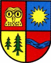 [Puszczykowo coat of arms]