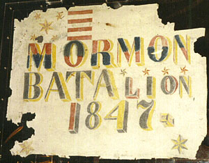 [The Mormon Battalion Flag]