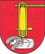 [Hervartov coat of arms]