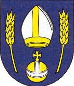 [Blahová coat of arms]