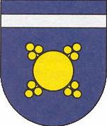[Madunice coat of arms]