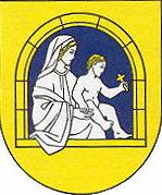 [Papín coat of arms]