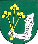 [Cechynce coat of arms]