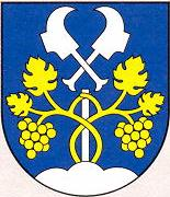 [Vinosady coat of arms]