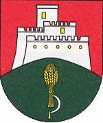 [Kapusany coat of arms]