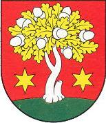 [Dubodiel coat of arms]