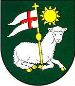 [Blesovce coat of arms]