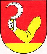 [Norovce coat of arms]