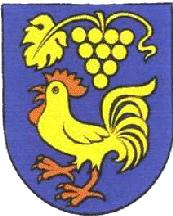 [Tesáre coat of arms]